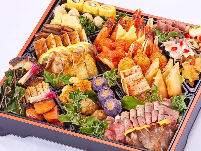 オードブル・お寿司・お弁当等