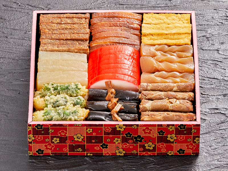 清明祭【重箱とオードブル】