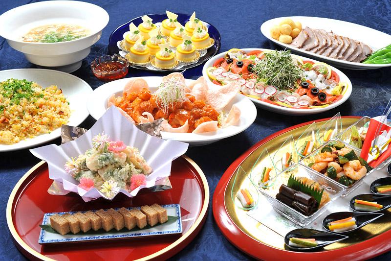宴会お料理イメージ