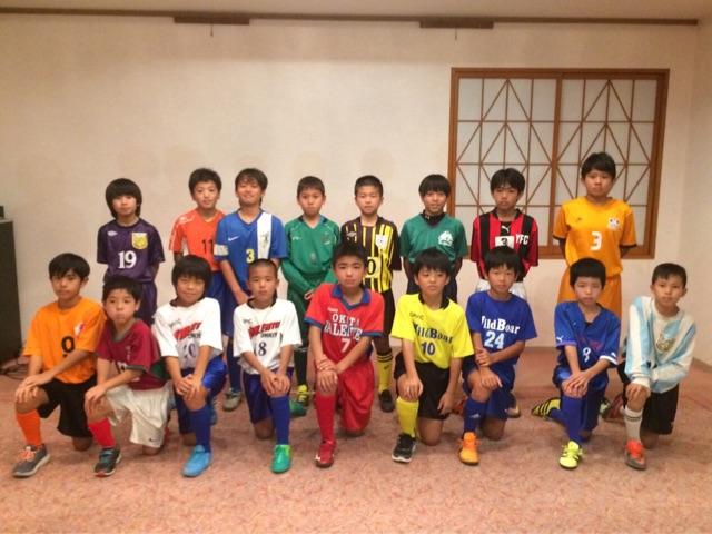 yugafuin CUP boy futsal meet