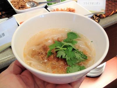 ベトナム料理「フォー」が登場!今週のランチバイキング情報です。