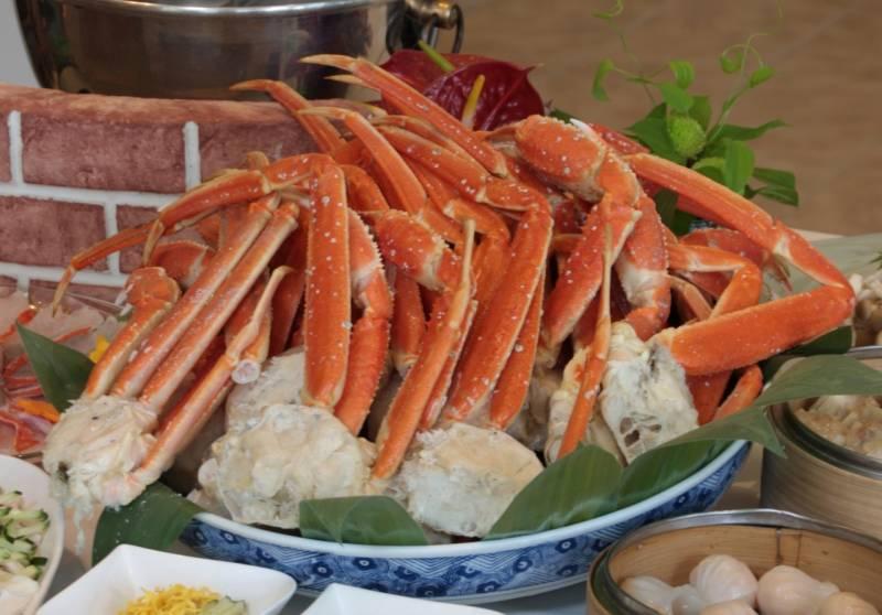 期間限定「北海道と蟹フェア」のご案内