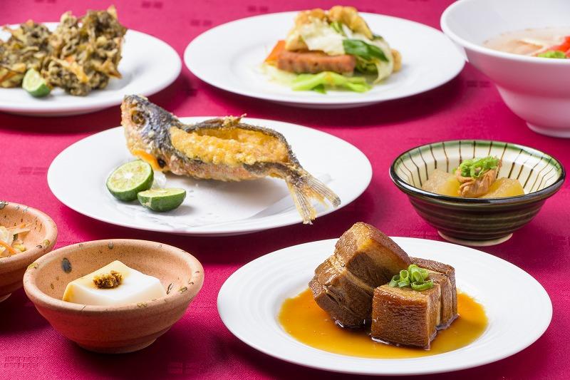 【7/15~9/30】ディナータイムに期間限定で沖縄料理をご用意!