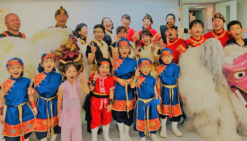 沖縄創作芸能演舞 響樂