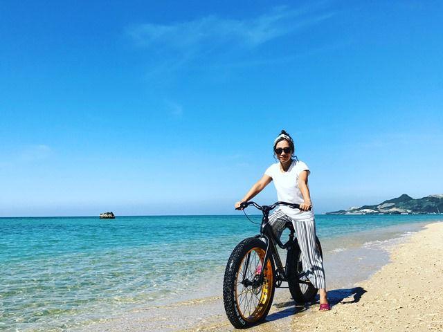 オキナワビーチサイクリングツアー【どきどきヤンバルンチャー】