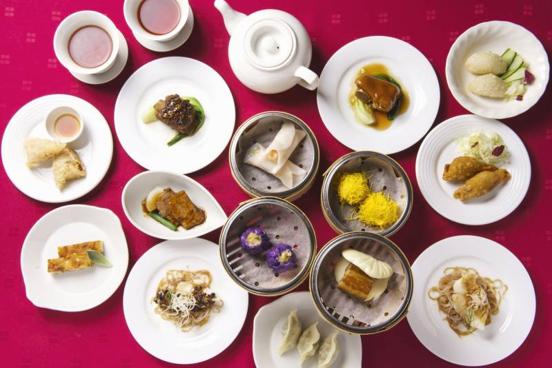 期間限定『飲茶フェア』開催!(「中華オーダーバイキング」特別企画)